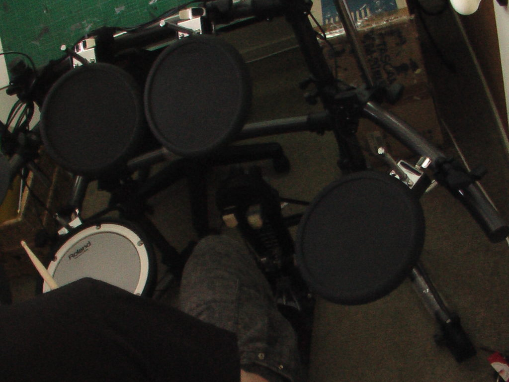 """15 Minutes"" -  Electronic Drum Tracking - kit"