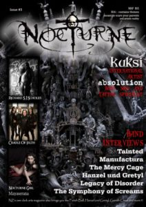 Nocturne Issue #3